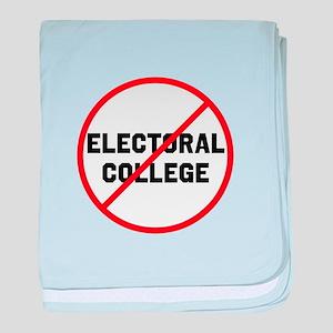 No electoral college baby blanket