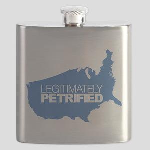 Legitimately Petrified Flask