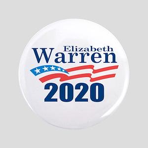Warren 2020 Button