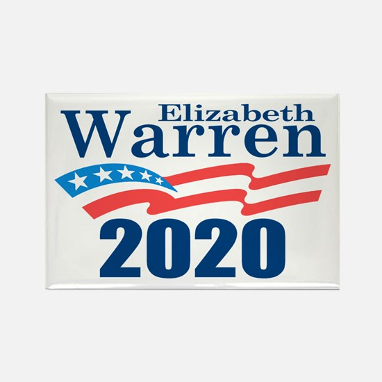 Warren 2020 Magnets