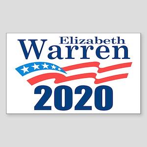 Warren 2020 Sticker