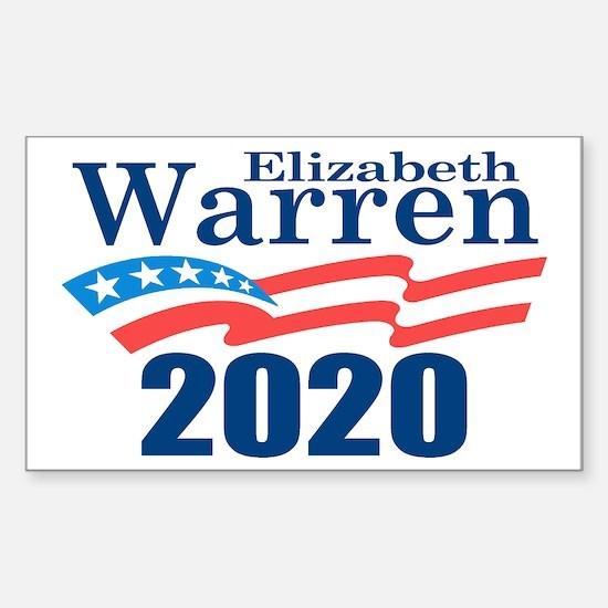 Warren 2020 Decal