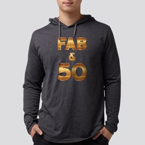 Fab and 50 Long Sleeve T-Shirt