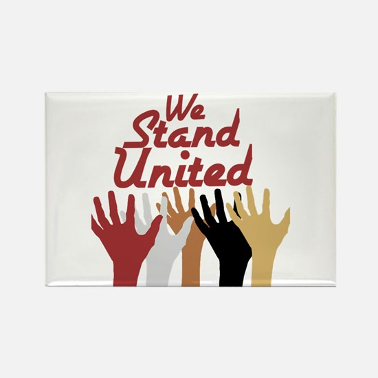 RightOn We Stand United Magnets