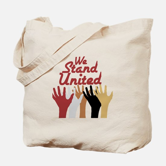 RightOn We Stand United Tote Bag