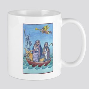 Seekers of Asylum Mugs