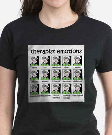 therapist emotions T-Shirt