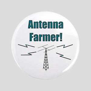 """Antenna Farmer! 3.5"""" Button"""