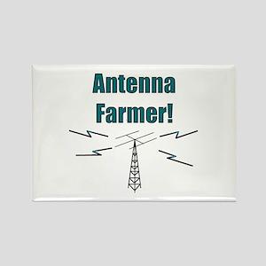 Antenna Farmer! Rectangle Magnet