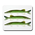 Chain Pickerel Mousepad