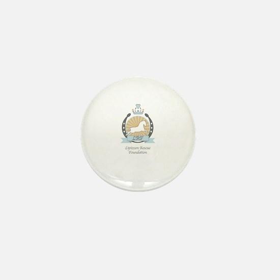 Lipizzan Rescue Foundation Mini Button