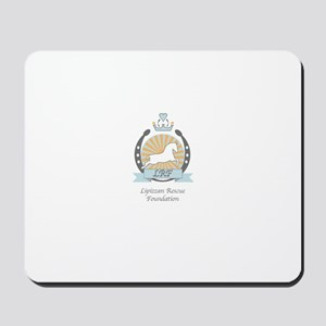 Lipizzan Rescue Foundation Mousepad
