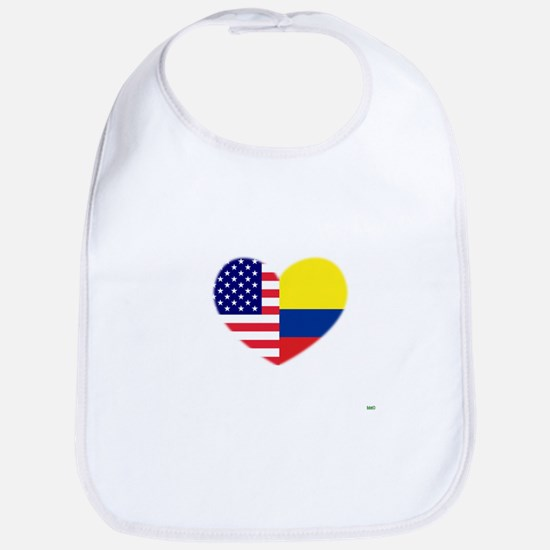 INF-colombia_half.PNG Baby Bib