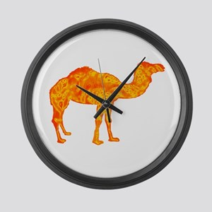 CAMEL Large Wall Clock