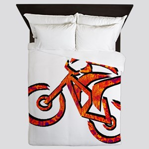 RIDE Queen Duvet