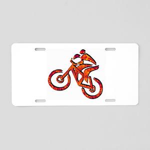 RIDE Aluminum License Plate