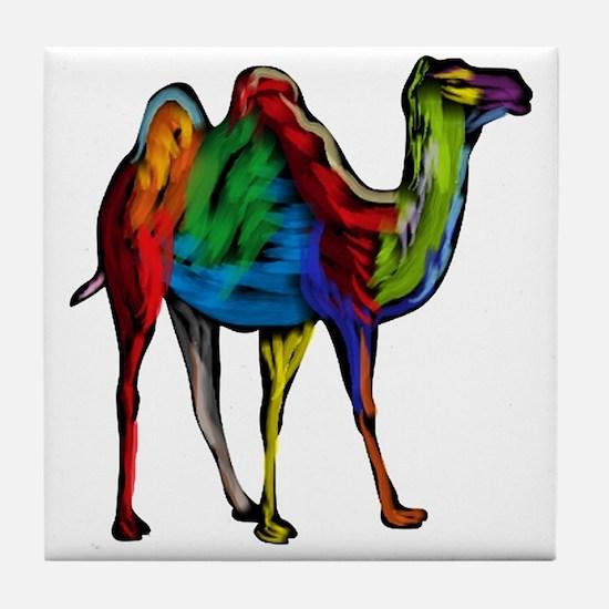 CAMEL Tile Coaster