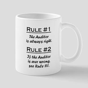 Auditor Mugs