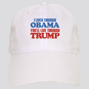 371f72163dc You ll Live Through Trump Cap