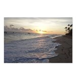 Punta Cana Sunrise Postcards (Package of 8)