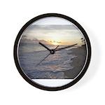 Punta Cana Sunrise Wall Clock