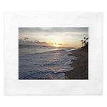 Punta Cana Sunrise King Duvet