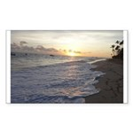 Punta Cana Sunrise Sticker