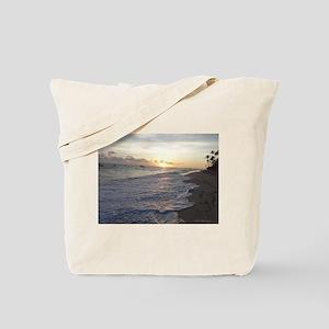 Punta Cana Sunrise Tote Bag
