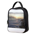 Punta Cana Sunrise Neoprene Lunch Bag