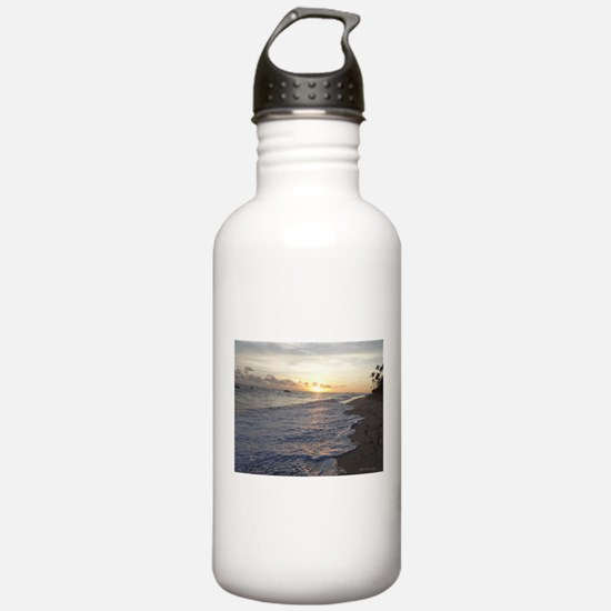 Punta Cana Sunrise Water Bottle