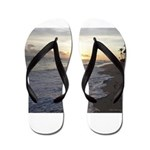 Punta Cana Sunrise Flip Flops