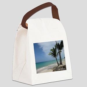 Punta Cana Playa Bavaro Canvas Lunch Bag