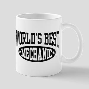 World's Best Mechanic Mug