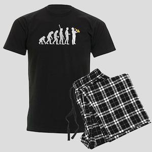 evolution saxophone player Pajamas