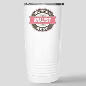analyst Stainless Steel Travel Mug
