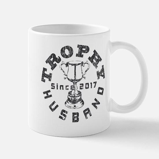 Trophy Husbad Since 2017 Mug