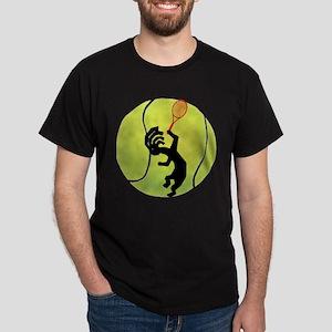 Kokopelli Tennis Dark T-Shirt