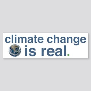 Climate Change (bumper) Bumper Sticker