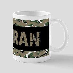 Veteran (Camouflage) 11 oz Ceramic Mug