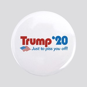 Trump '20 Button