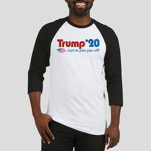 Trump '20 Baseball Jersey