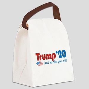Trump '20 Canvas Lunch Bag