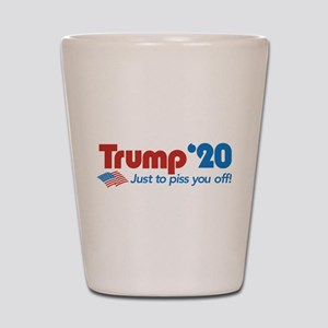Trump '20 Shot Glass
