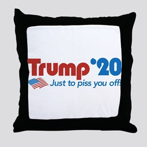 Trump '20 Throw Pillow