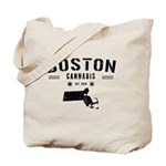 Boston Cannabis Tote Bag