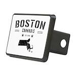 Boston Cannabis Rectangular Hitch Cover