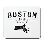 Boston Cannabis Mousepad