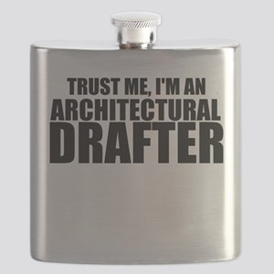 Trust Me, I'm An Architectural Drafter Flask