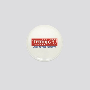 Donald Trump '20 Mini Button