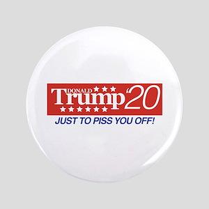Donald Trump '20 Button
